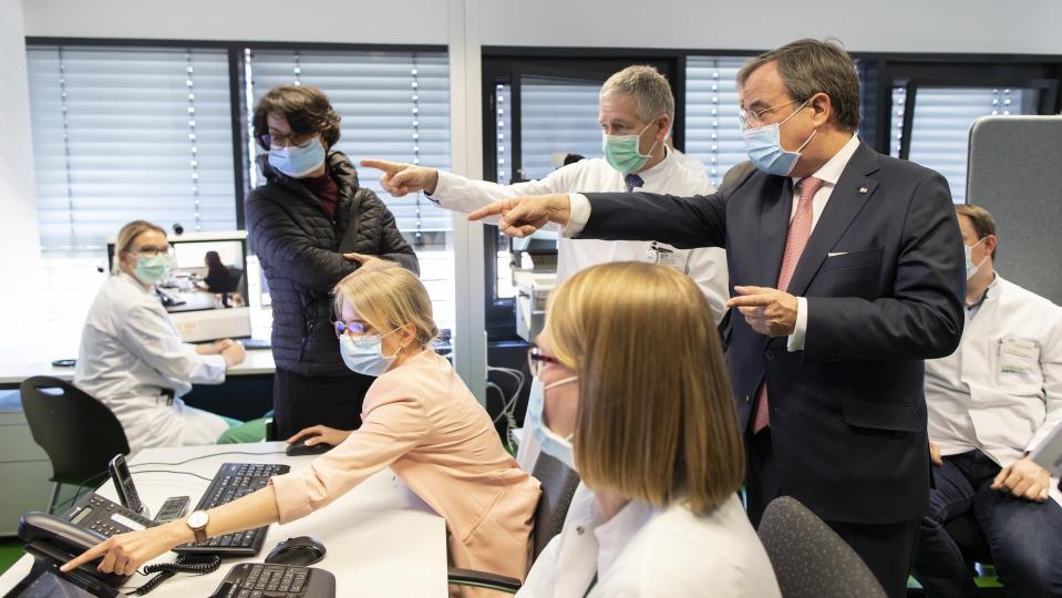 Startschuss für das Virtuelle Krankenhaus