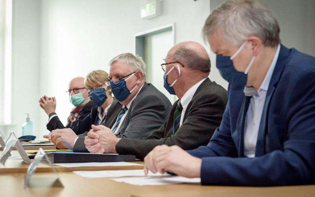 NRW-Gesundheitsminister Laumann zum Virtuellen Krankenhaus