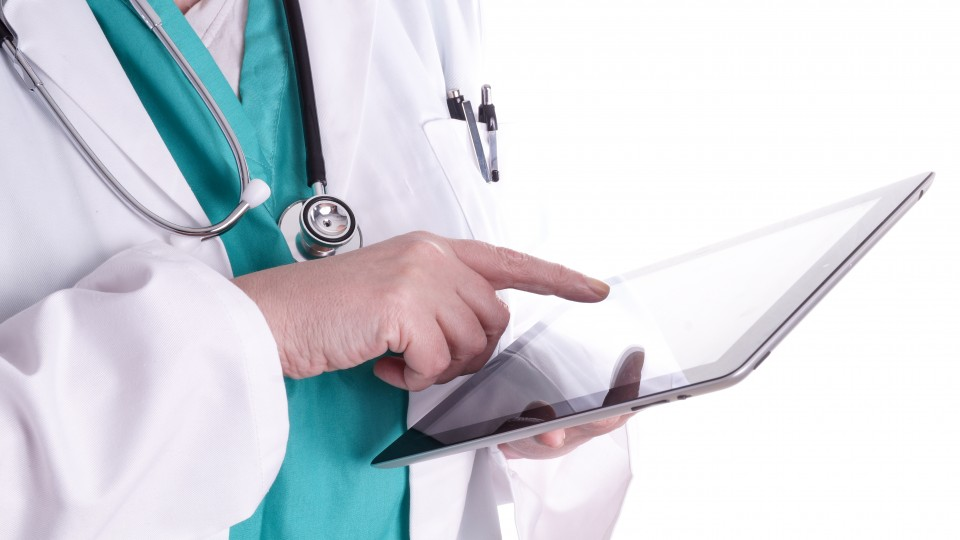 Digitale Unterstützung bei der Behandlung von COVID-19 Patienten