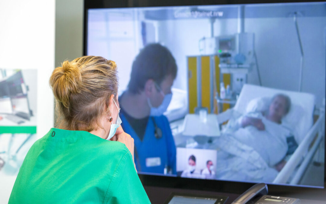 """Das VKh.NRW in den Fachmedien: """"Telekonsile fest in den Behandlungsalltag integrieren"""""""